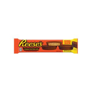 Reeses Peanut Butter Cups King Size - 2.8 oz
