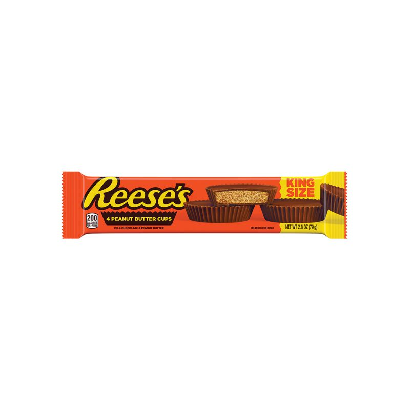 Reeses Peanut Butter Cups King Size -
